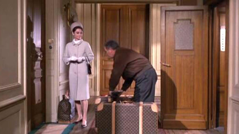 Audrey Hepburn en 'Charada'