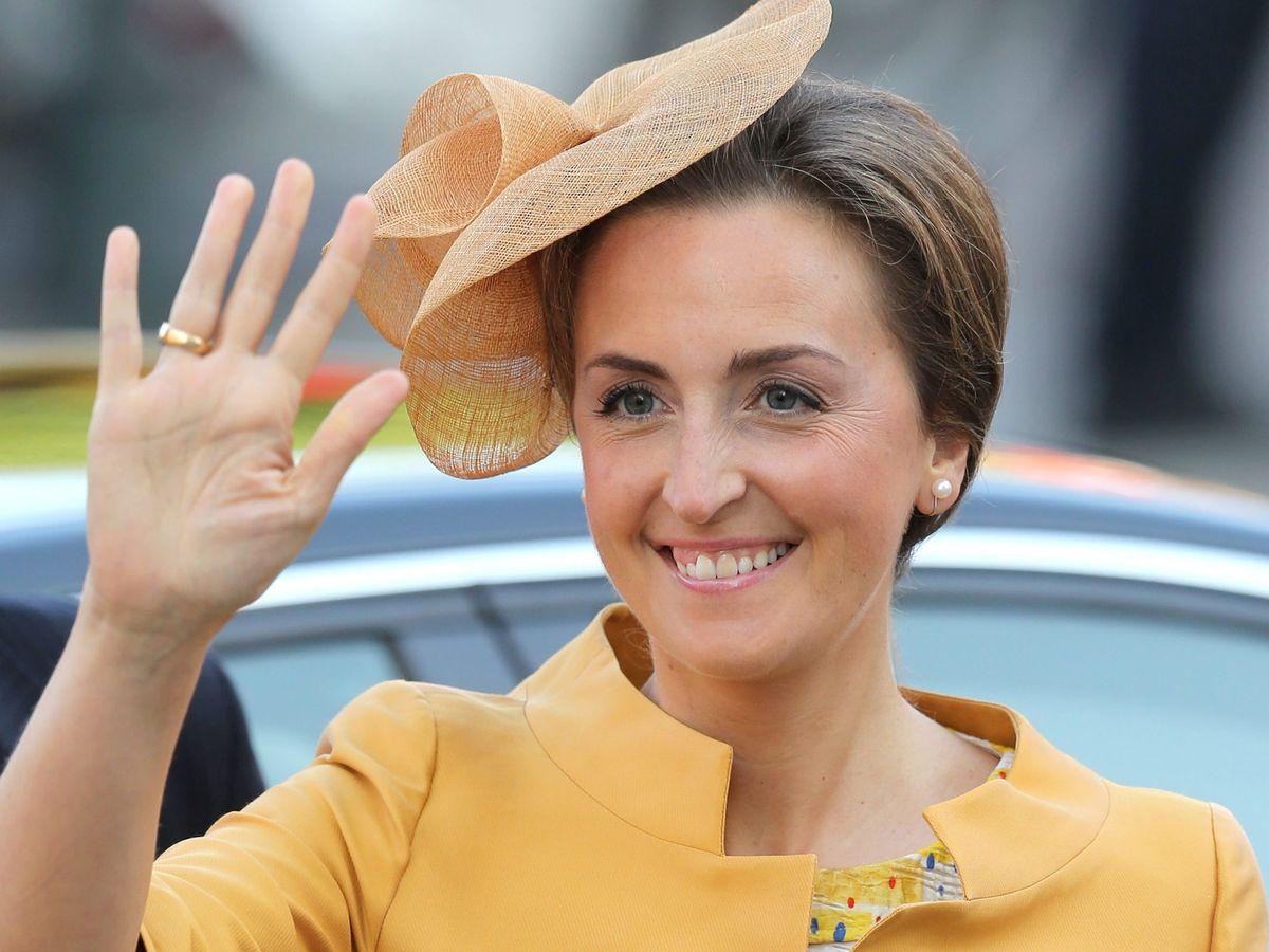 Foto: La princesa Claire, en una imagen de archivo. (EFE)