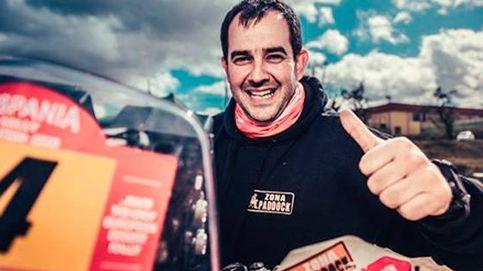 El piloto de motos Alberto Martínez muere durante el Hispania Rally