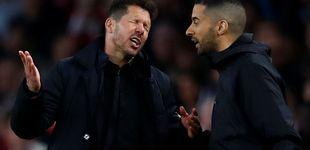 Post de El fuerte estrés de Simeone y el respaldo total del club y la plantilla
