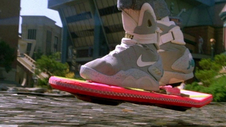 Las Nike de 'Regreso al Futuro'