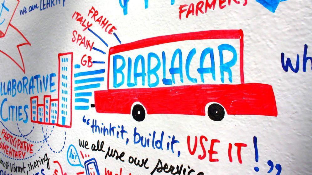 Foto: Blablacar parece ser un éxito a nivel mundial, pero España se ha convertido en la china judicial que no consigue sacarse del zapato. (Foto: Natalie Ortiz/Flickr vía CC)
