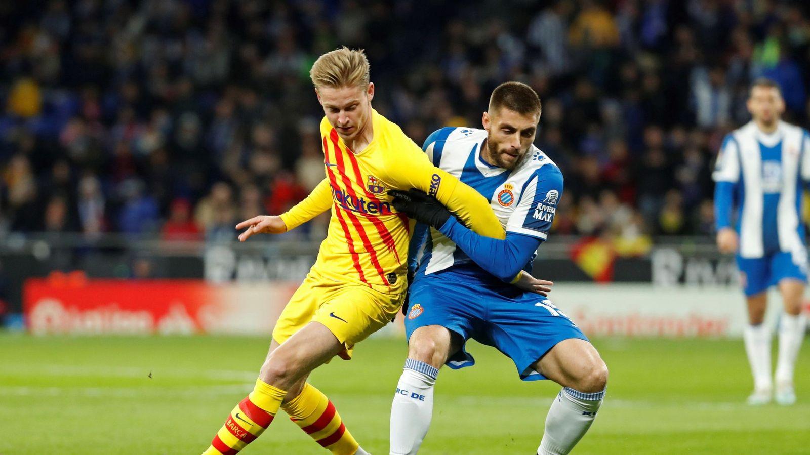 Fc Barcelona Espanyol