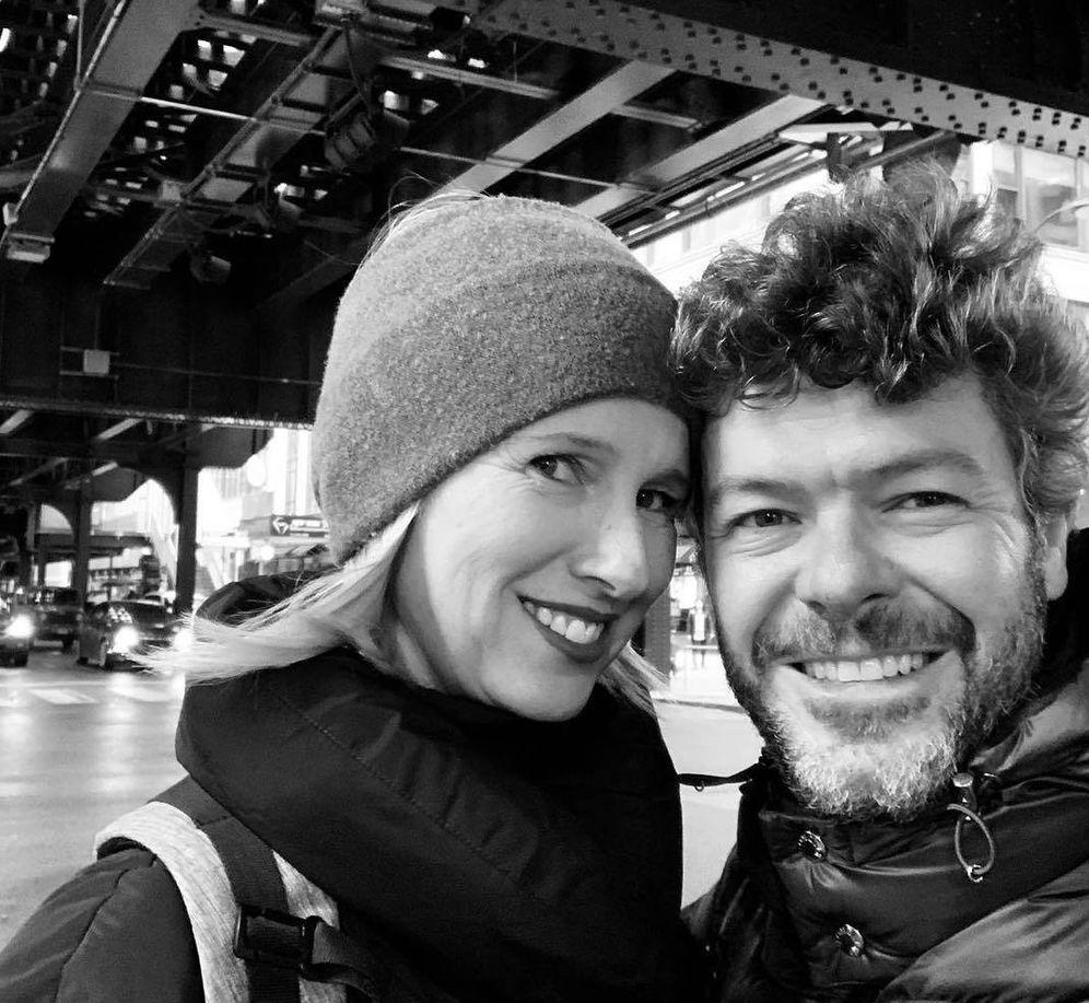 Foto:  Anne Igartiburu y Pablo Heras-Casado (Instagram)