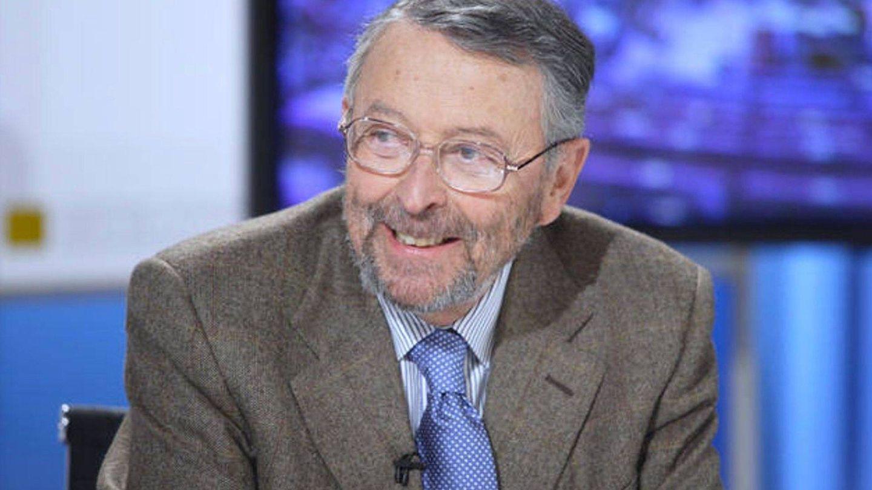 Alberto Oliart, en Televisión Española. (RTVE)