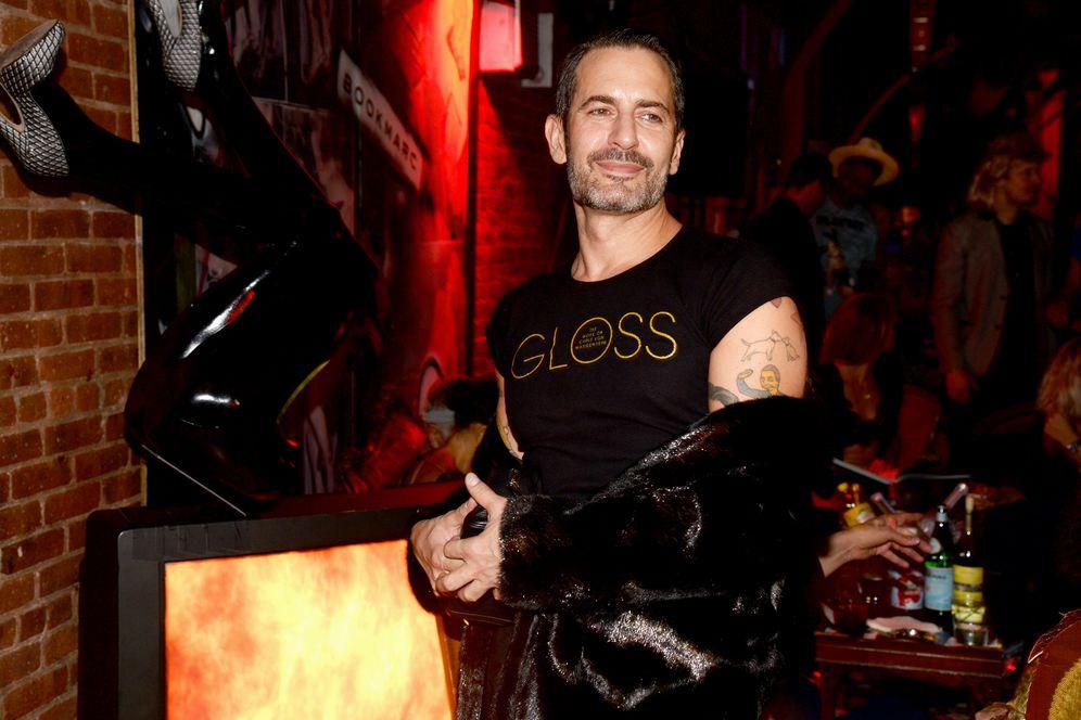 Foto: Marc Jacobs en un evento en Nueva York el 10 de septiembre de 2015. (Gtres)