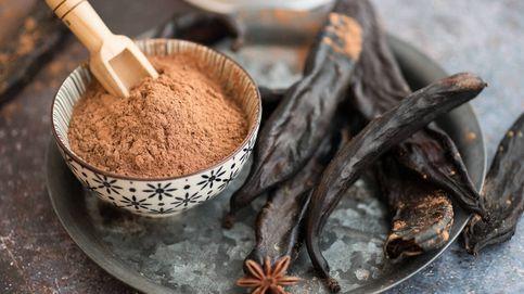 La algarroba, el alimento sin grasa que compite con el cacao