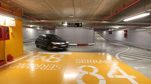 Ferrovial cede 830 plazas de 'parking' para uso del personal sanitario por el Covid-19