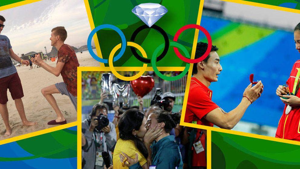 El atleta británico Tom Bosworth se suma a la 'epidemia' de pedidas de matrimonio