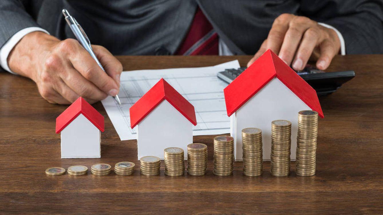 Las hipotecas inscritas en el Registro caen en abril a mínimos de tres años