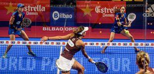 Post de Los mejores puntos de las semifinales del Bilbao Open de pádel