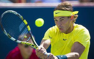 Nadal tendrá a Federer en cuartos en su camino hacia el número 1