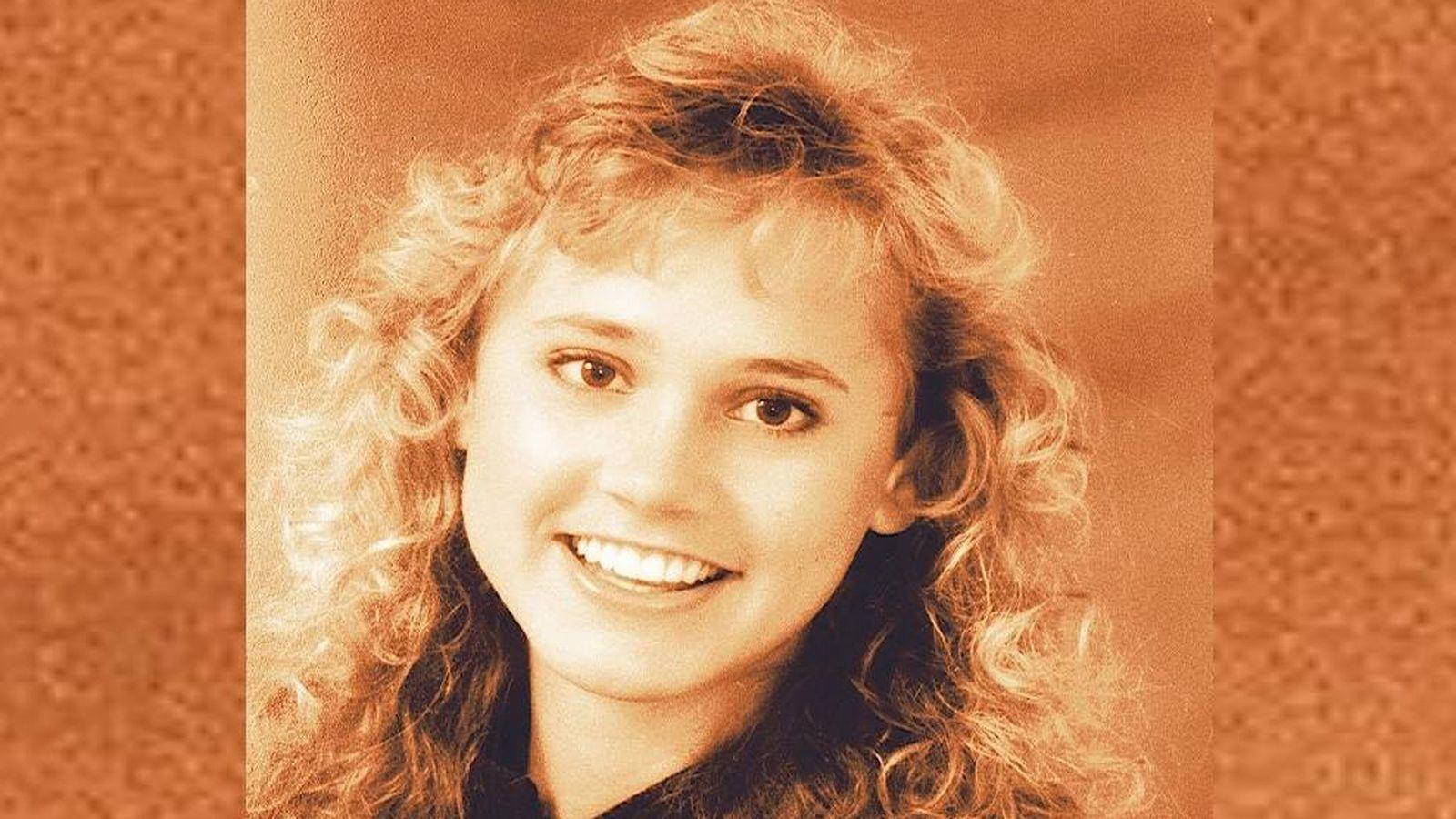 Foto: Mandy Stavik, la joven asesinada en noviembre de 1989.