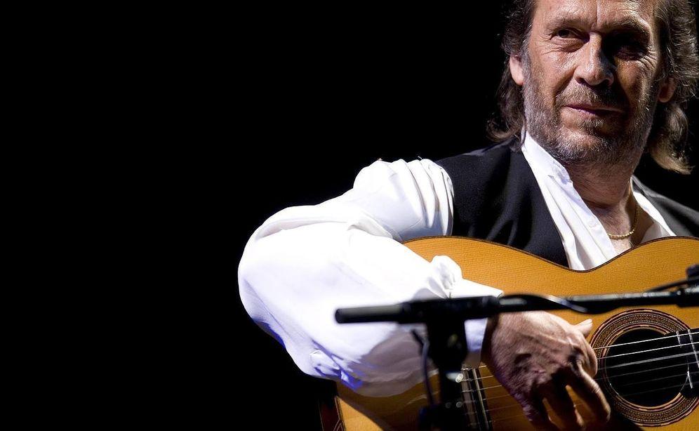 Foto: El cantante Paco de Lucía (Efe)