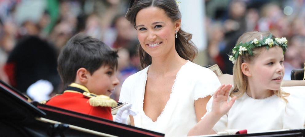 Pippa Middleton y el príncipe Enrique quedan para tomar el té