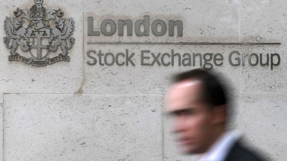 Foto: Bolsa de Londres (EFE)