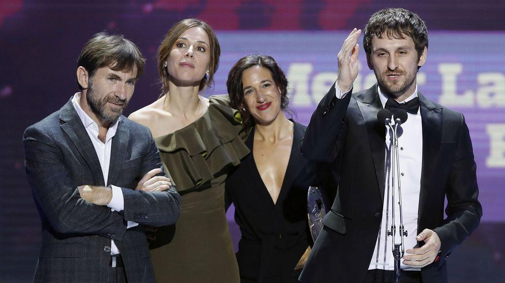 Foto: Raúl Arévalo firma la mejor película española del año para los productores (Efe)