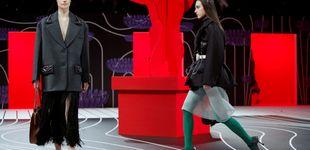 Post de Milan Fashion Week: de Prada a Alberta Ferretti