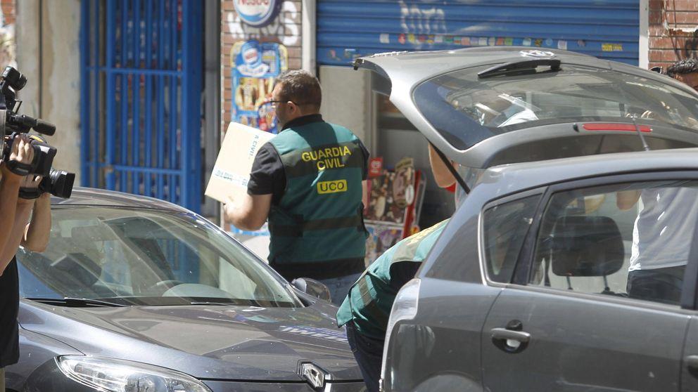 La trama desmantelada por la Guardia Civil dio 'servicio' a 20.000 venezolanos
