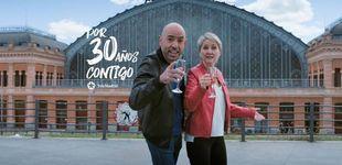 Post de Telemadrid estrena el 'Canal 30 años': el archivo audiovisual de la cadena pública