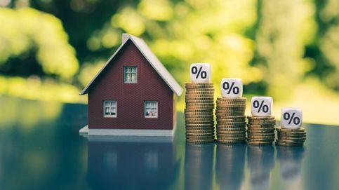 La banca reduce el peso de las hipotecas a tipo variable ante los mínimos del euríbor