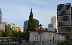 La inversión en 'ladrillo' no residencial se dispara en Madrid