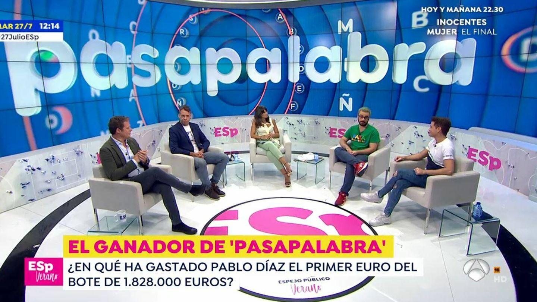 Fotograma de 'Espejo público'. (Atresmedia Televisión)