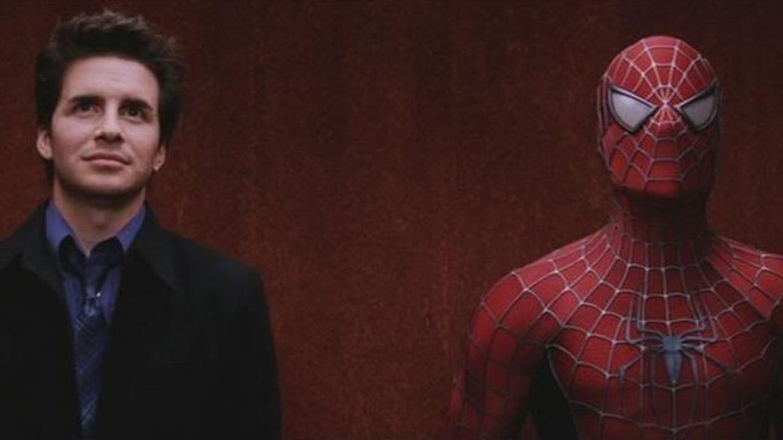 Fotograma de 'Spiderman'