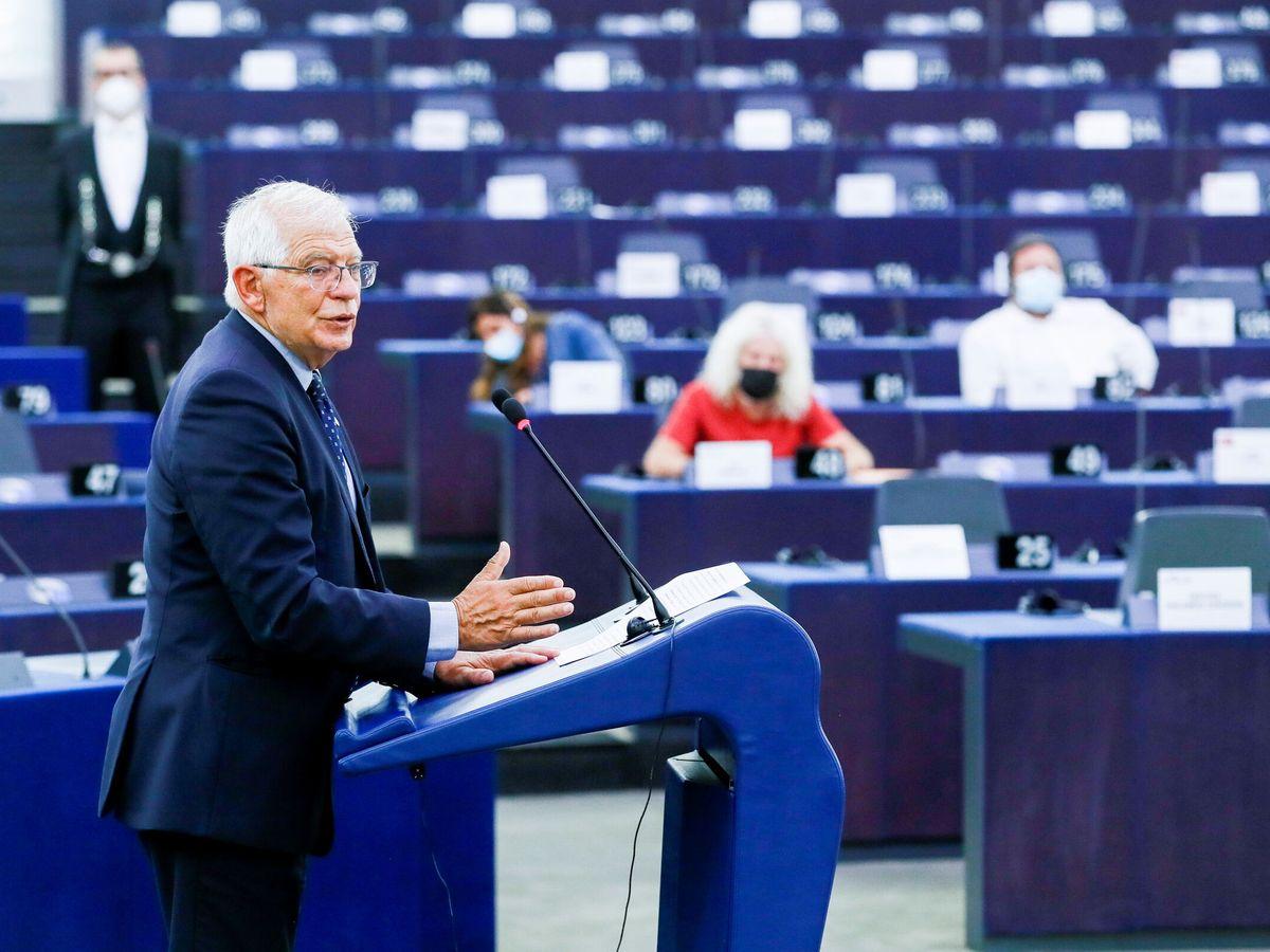 Foto: El alto representante de la UE para la Política Exterior, Josep Borrell. (EFE)