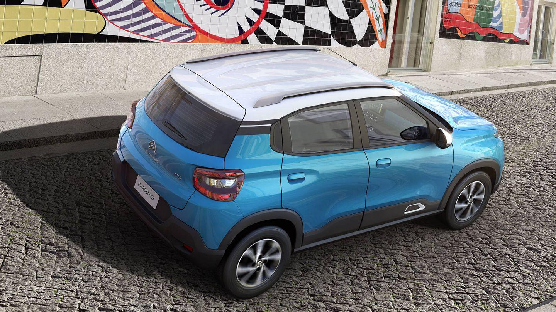 En el C3 para Sudamérica hay 13 combinaciones exteriores de carrocería, incluidas pinturas bicolor, en las que el cliente puede elegir techo blanco o negro.
