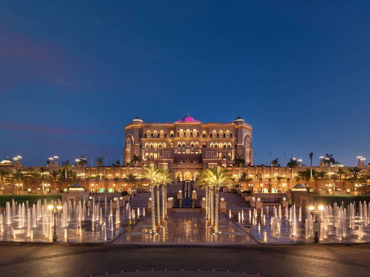 Foto: Foto: Emirates Hotel.