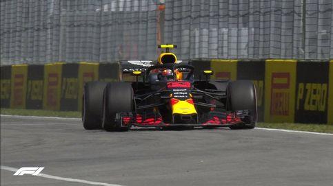 Igualdad entre Red Bull y Mercedes. Verstappen marcó el mejor tiempo