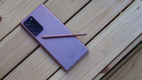 El Galaxy Note 20 Ultra, a prueba: ¿por qué optar por este Samsung y no por un iPhone?
