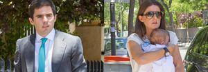 Ana Botella, gran ausente en la comunión de su nieto