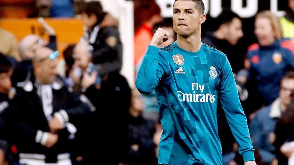 Foto: Cristiano Ronaldo. (EFE)