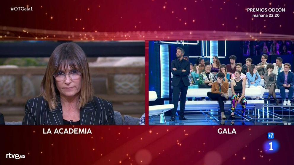 La bronca de Noemí Galera por la nefasta actuación grupal de 'OT 2020'