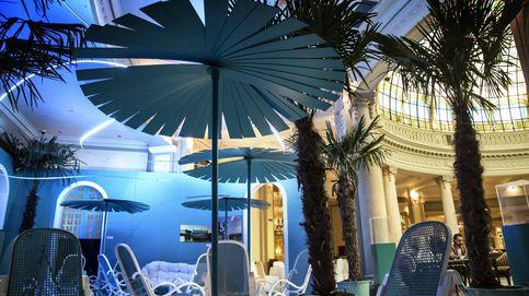 BlueBar, el sueño de una terraza de verano (indoors)