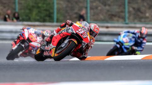 MotoGP en directo: Márquez, a por la segunda victoria consecutiva en Brno