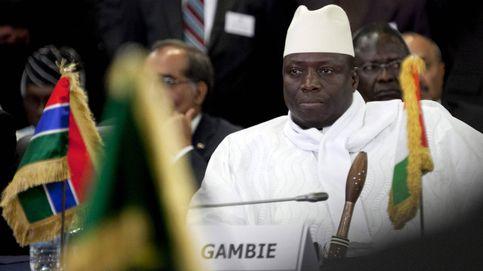 """El dictador que promete """"rajar"""" a los gais prohíbe la música en Ramadán"""