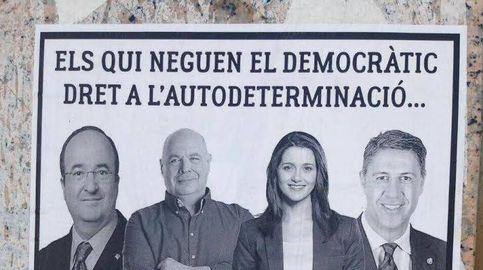 'Listas negras de antipatriotas catalanes': campaña contra los 'enemigos del pueblo'