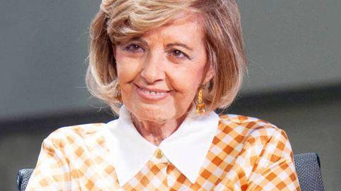María Teresa Campos y sus problemas con Hacienda: el desmentido de la presentadora