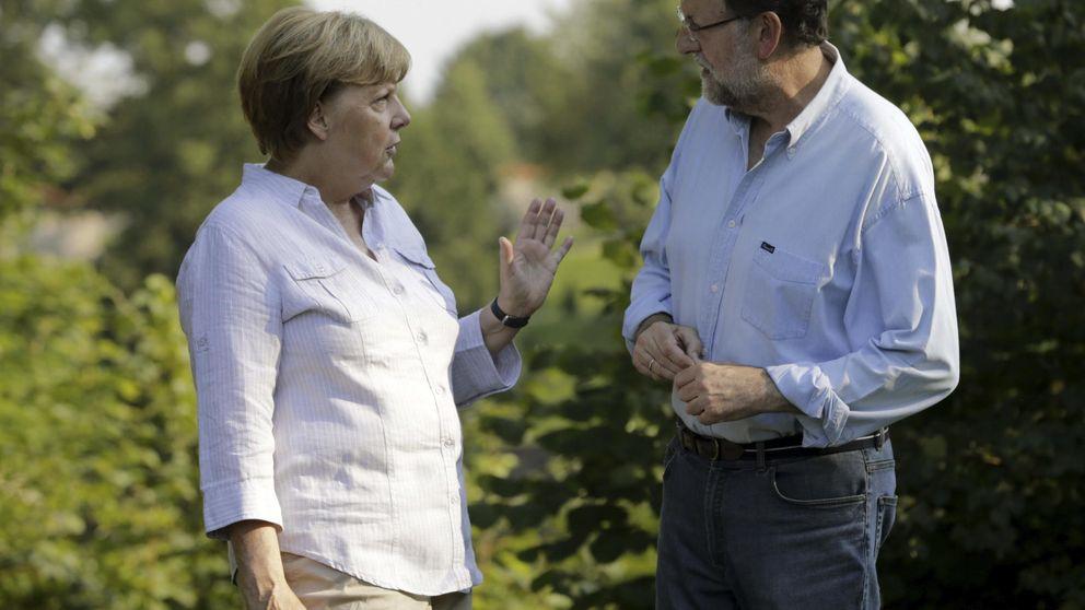 Merkel y Rajoy 'venden' empatía en mitad del pulso por los refugiados