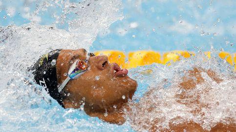 El español Hugo González, clasificado para la final de los 100 espalda