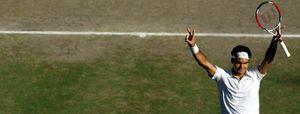 Foto: Roger Federer se convierte en el mejor tenista de todos los tiempos