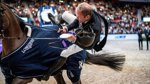 Copa del mundo de salto a caballo en Gothenburg
