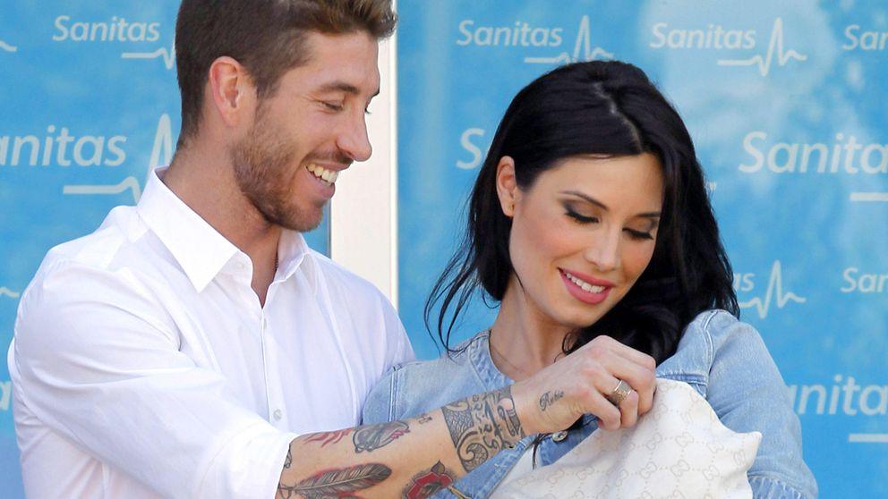 Sergio Ramos y Pilar Rubio esperan su segundo hijo