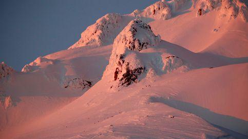 Descenso del Monte Hood en Oregón