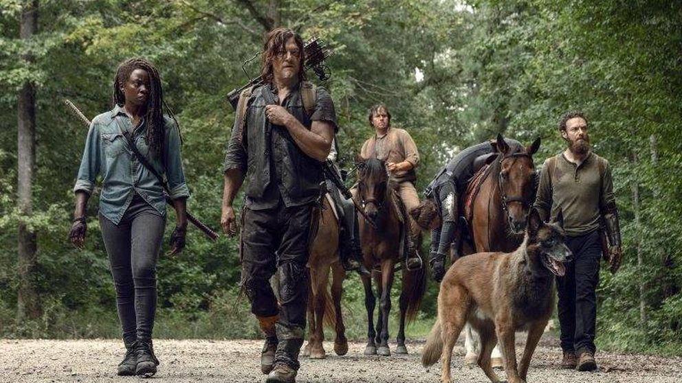 ¿Perderá 'The Walking Dead' a otro protagonista?
