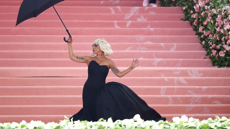 Lady Gaga, en la última gala MET. (Getty)