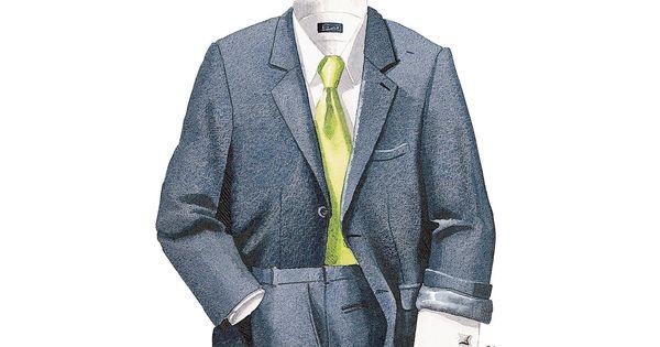 6dc87722b80 Moda hombre: Las reglas del Yale Club: cómo debe vestir un hombre de  negocios